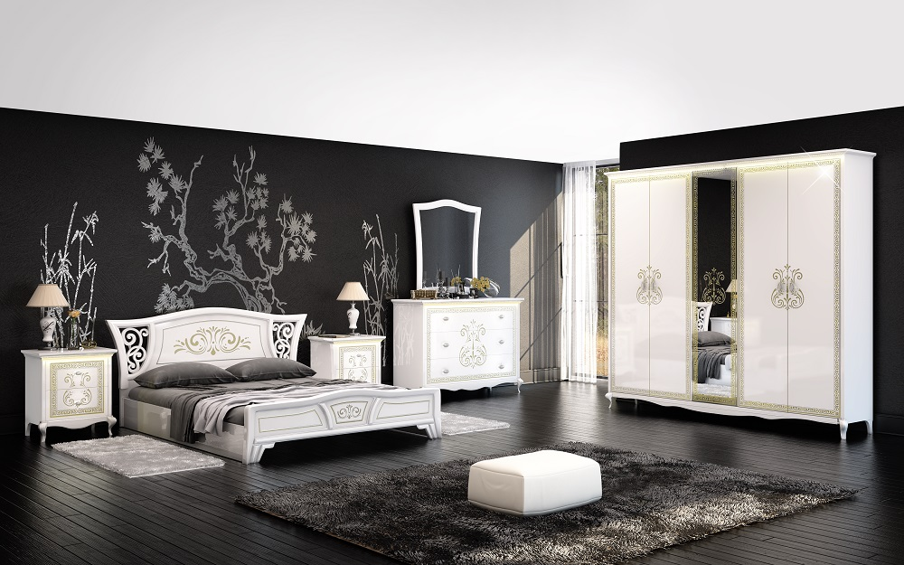 Schlafzimmer set vintage